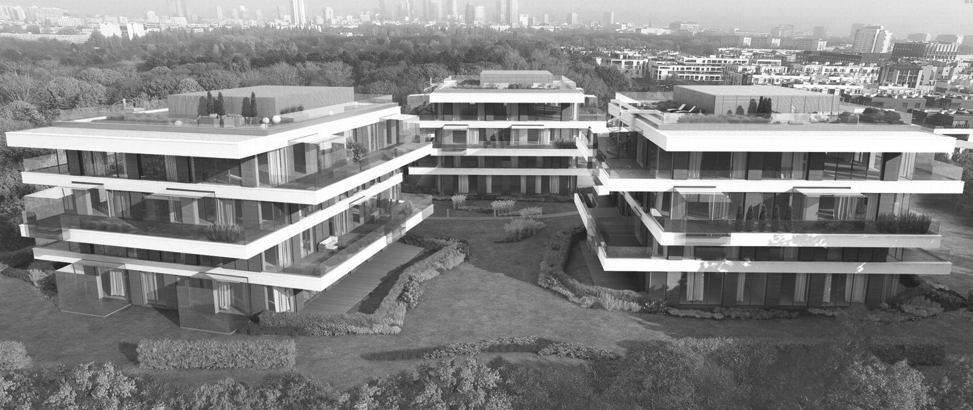 Finale Apartaments, Warszawa, ul.Chodkiewicza